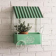 CTW Home Collection 770416 Fresh Herbs Hanging Wall Cart, 19-inch Height - $72.00