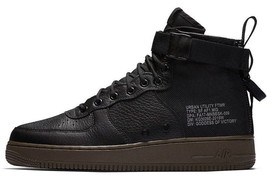 Nike Sf Special Field Air Force 1 Mid Black Size 10.5 Brand New (917753-002) - $108.46