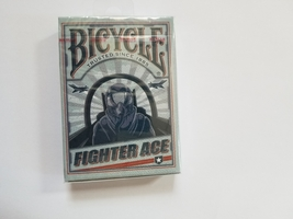 Bicycle Fighter Ace On Playing Cards - $10.00
