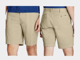 """Polo Ralph Lauren Men's Straight Fit 8"""" Chino Shorts, Khaki, Size 35 - $69.29"""