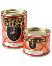 Monastery Incense Pure Frankincense - 6 oz. container