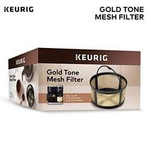 Keurig Reusable Mesh Ground Coffee Filter Compatible Essentials and K-Du... - €25,70 EUR
