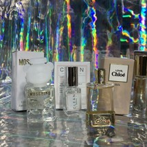 NEW IN BOXES Mini Fragrance / Perfume Lot Tom Ford Gucci Lancome Nest Citrine ! image 2