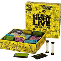 SATURDAY NIGHT LIVE SNL IMPROV FAMILY FUN DISCOVERY BAY GAME NEW 2010  - $15.26