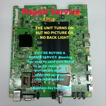 REPAIR SERVICE LG Main Board 42LV5500, 55LV5500  47LW6500 55LW5300  47LV... - $65.44