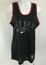 Nike Boston Red Sox Black Tank Top Womens Size XL NWT - $24.21