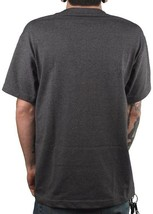 Famous Stars and Straps Men's Charcoal Heather Higher ED Education T-Shirt NWT image 2