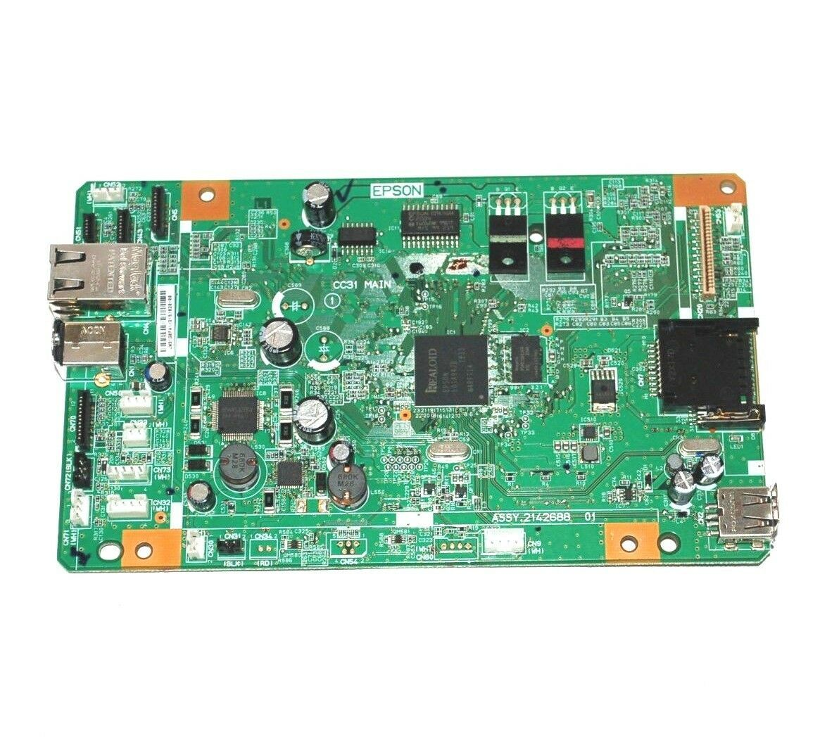 Primary image for Epson WorkForce WF-3520 Printer Logic Board Main Formatter
