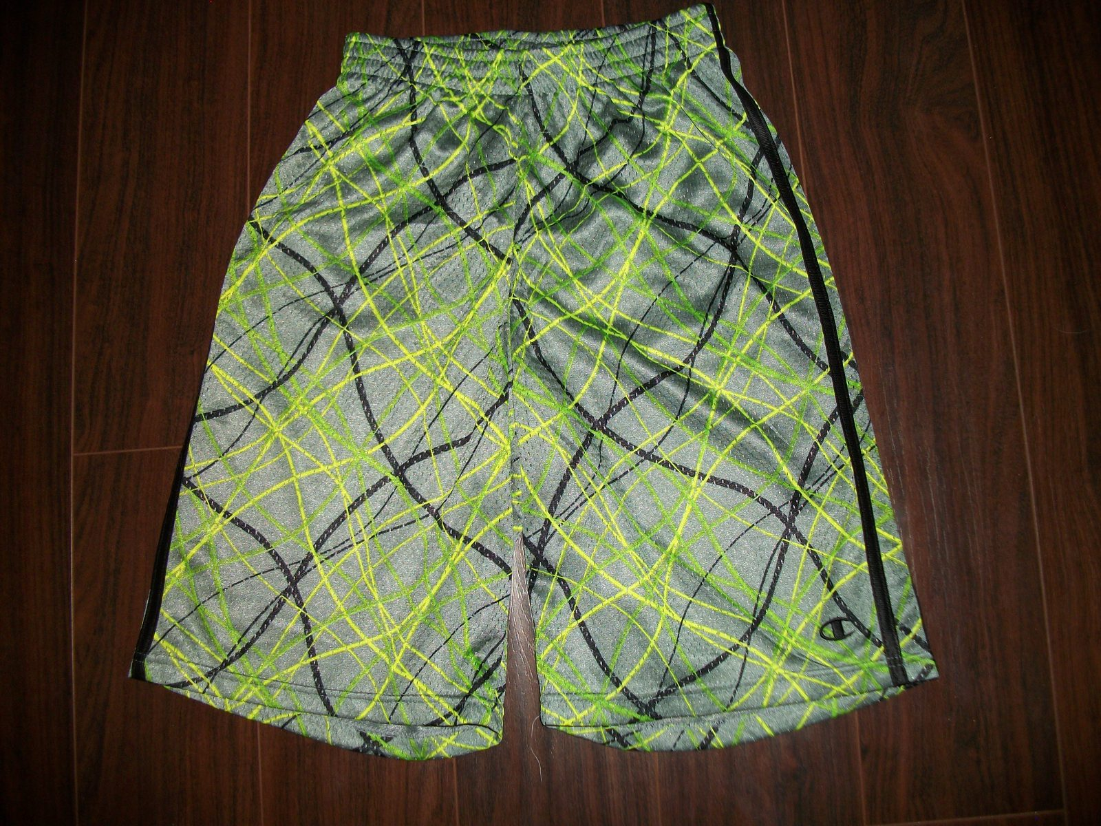 909966910c0a Boys Champion Funky Print Athletic Shorts and 50 similar items