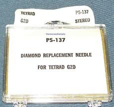NEEDLE STYLUS for Tetrad G2D T3MD 11D 22D Tetrad 23D 43D L854-DS73 N804-sd image 2