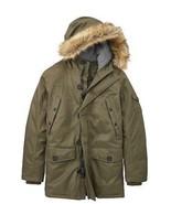 $368 NWT Timberland Men's Scar Ridge Waterproof Parka Style A1QCX SIZE M - $215.04