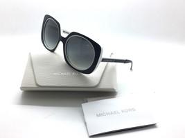 Michael Kors Mk 2050 Ula 325711 Noir/Blanc avec / Gris Inclinaison Lunet... - £63.51 GBP