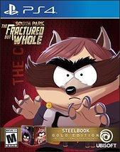 South Park: The Fractured But Whole SteelBook Gold Edition (Includes Season Pass - $30.21