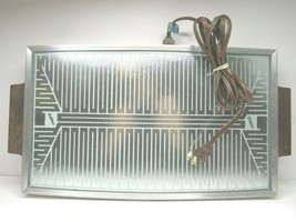 Vintage HOTRAY H-120 Salton Electric Automatic Food Warmer Family Party ... - $38.18
