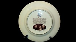 U.S. Congressman Jerry Litton Commemorative Plate AA20-CP2235 Vintage May 2, 193 image 3