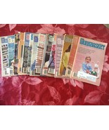 Vintage Lot of 15 The Workbasket and Home Arts Magazine Issues 1973 - 19... - $12.99