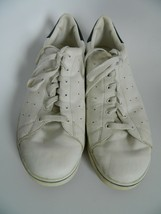 Ralph Lauren Polo Mens White Leather Upper Sneakers Size 13 - $29.99