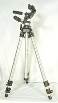 Manfrotto Bogen 3021 pro camera tripod +3047 Deluxe 3-way Pan/tilt Head image 1