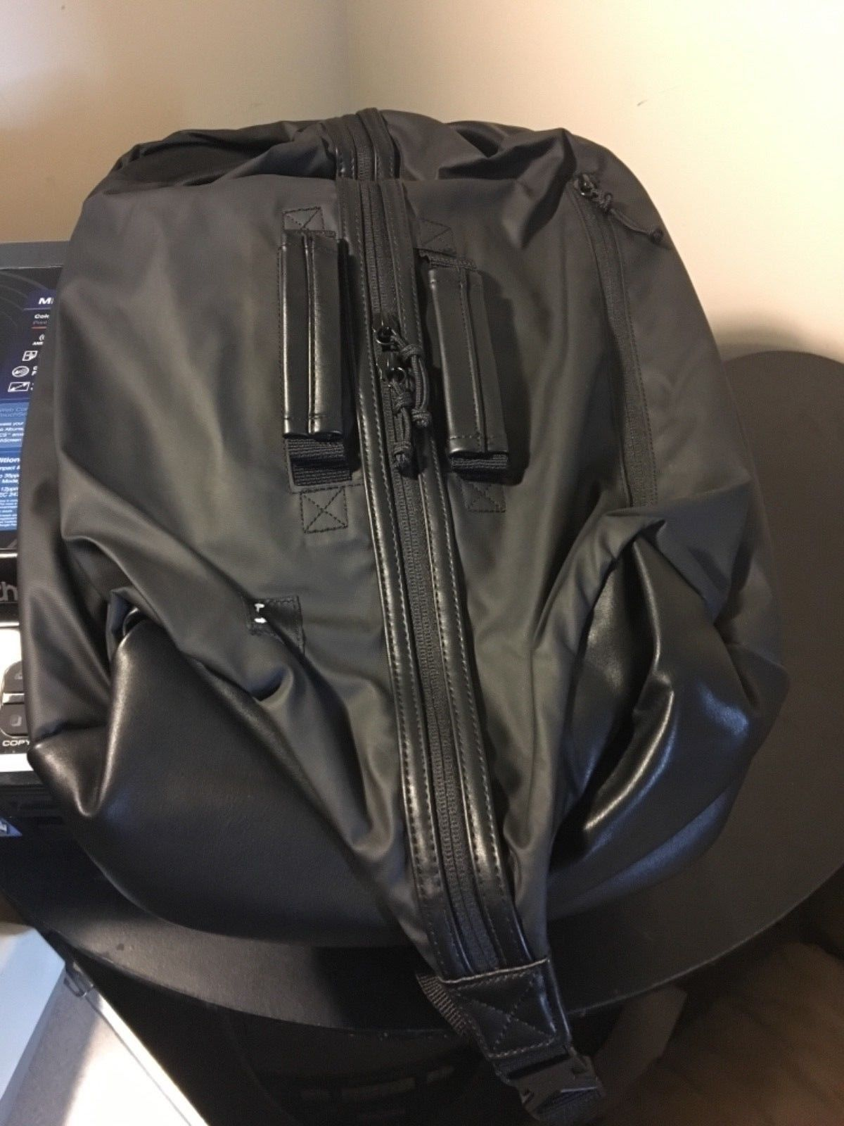 d00f50d53530 Nike Air Jordan Duffel Laptop Backpack Black and 50 similar items. 57
