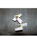 Jim Shore Special Occasions Miniature Stork with Baby Figurine 4039481 N... - $66.00