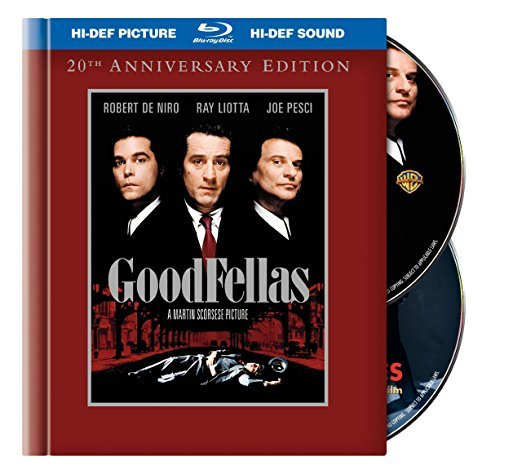GoodFellas 20th Anniversary Edition Digibook (Blu-ray)