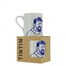 Capt. Haddock porcelain mug in gift box New Tintin