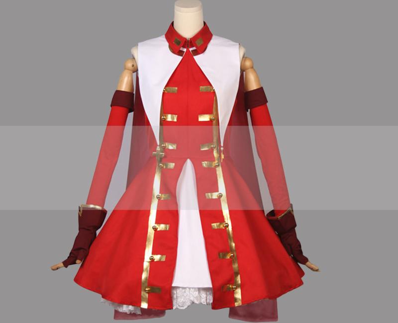 Fate/kaleid liner Prisma Illya Rin Tohsaka Kaleido Ruby Form Cosplay Costume Buy