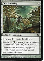 Magic the Gathering Card- Cobbled Wings - $1.00