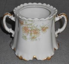 Haviland Porcelain THE COUNTESS PATTERN Sugar w/NO Lid LIMOGES FRANCE - $14.84