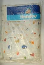 Vintage Dundee Zip A Quilt Baby Sleeping Blanket Bag Alphabets NEW OPEN ... - $29.69