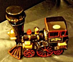 Ezra Brooks Decanter Train 1960 AA19-1549 Vintage image 2