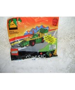 Lego Set Number 4 1999 McDonald's Premium toy McNuggets Racer - $14.95