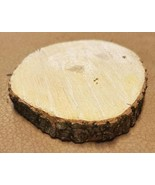 Box Elder/Ash Leaf Maple Wood slab coaster size - $10.00