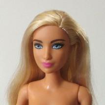 Fashionistas Barbie Doll Asian Long Blonde Hair Bent Arm 2016 - $14.84