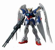 NEW BANDAI MG 1/100 WING GUNDAM ZERO CUSTOM EW with Extend Clear Parts M... - $135.89