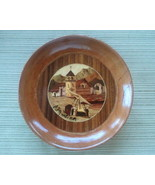 Argentina Wood Plate Wall Hanging - $10.00