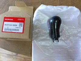 Honda Acura Genuine Nsx NA1 NA2 Black Leather Shift Knob 54102-SL0-003ZB - $150.50