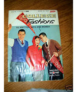 Coats & Clarks College Fashions To Knit For Men & Women - $8.00