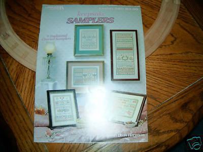 Primary image for Keepsake Samplers 9 Traditional Samplers Leisure Arts