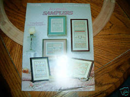 Keepsake Samplers 9 Traditional Samplers Leisure Arts - $5.00