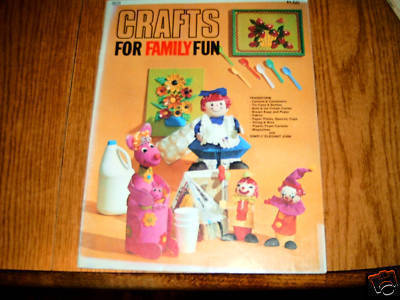 Crafts For Family Fun Book Never Throw It Away