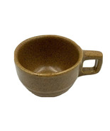 VTG. Monmouth Western Pottery Maple Leaf Mojave Cup Replacement Ovenproof - $10.84