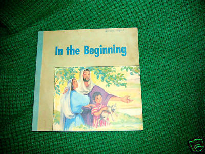 In The Beginning Robbie Trent  Vintage 1949
