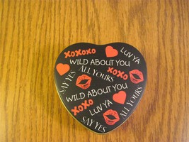 Metal Heart Tin Wild About You image 1