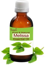 Melissa Oil- Pure & Natural Essential Oil- 50ml Melissa officinalis by B... - $19.71