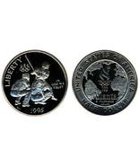1995 olympic baseball half dollar atlanta georgia uncirculated - $29.99