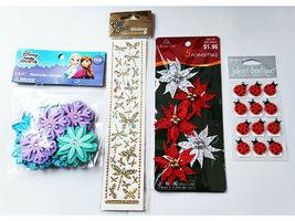 Year Round Stickers, Set of 16 Sticker Packs #2406 image 5