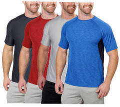 Champion Men's Vapor Moisture Wicking Active Tee - $9.99