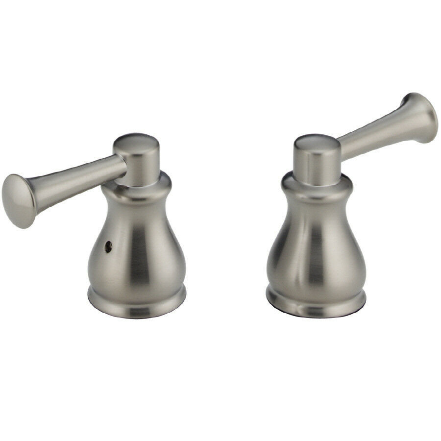 Primary image for Delta H669SS 2-Pack Faucet Handles, Stainless