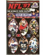 1997 nfl flick football favre aikman rice elway seau harbaugh rare - $11.99